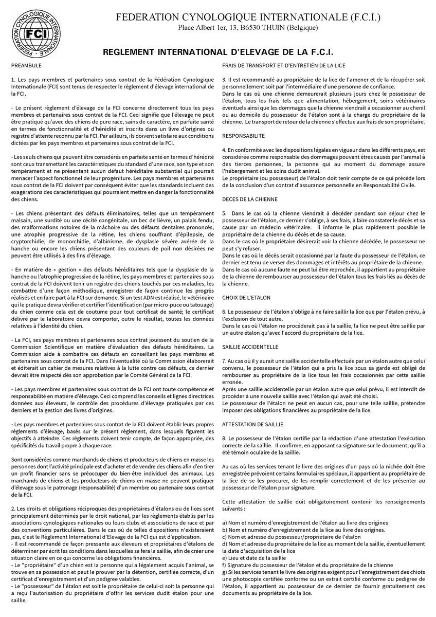 Documents Scc